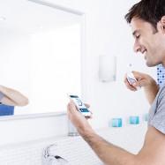 Les 4 avantages d'une brosse à dents connectée
