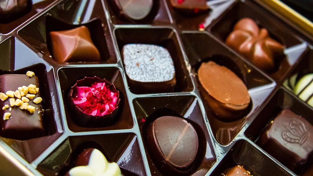 Hoe bewaar je chocolade?