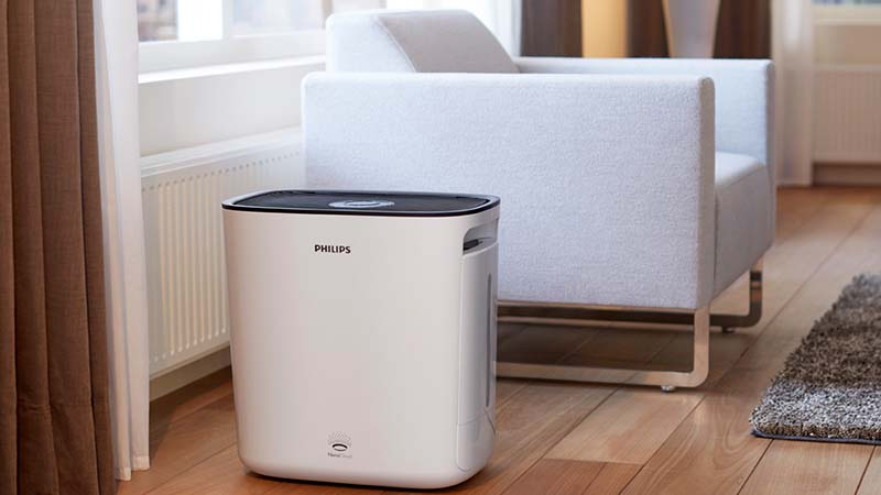 humidificateur d'air, purificateur d'air, philips