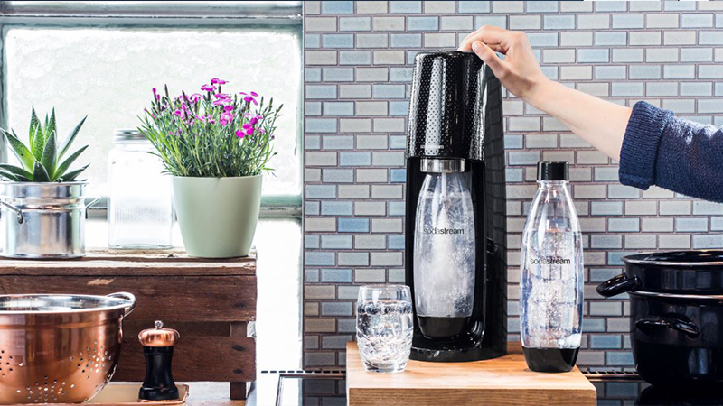 SodaStream Spirit One Touch