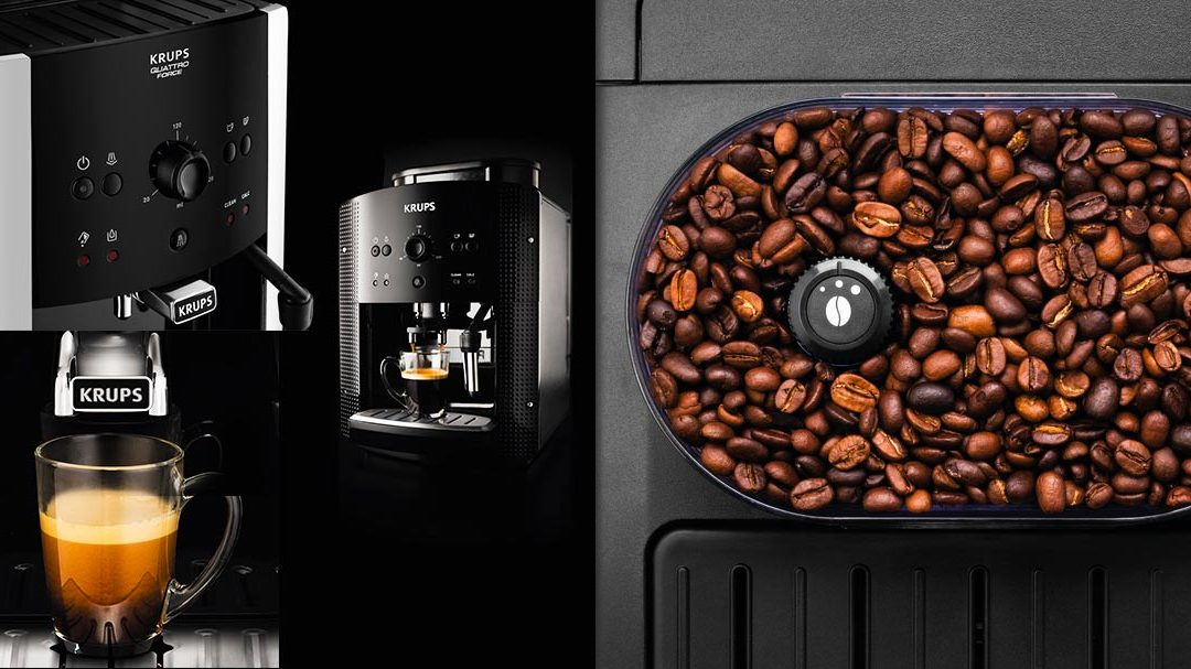 Voor jou getest: de Krups Quattro Force Arabica Picto espressomachine