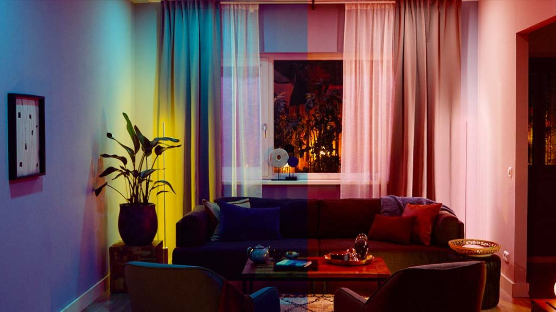 Les avantages de l'éclairage LED intelligent ? j'ai testé les lampes Philips Hue