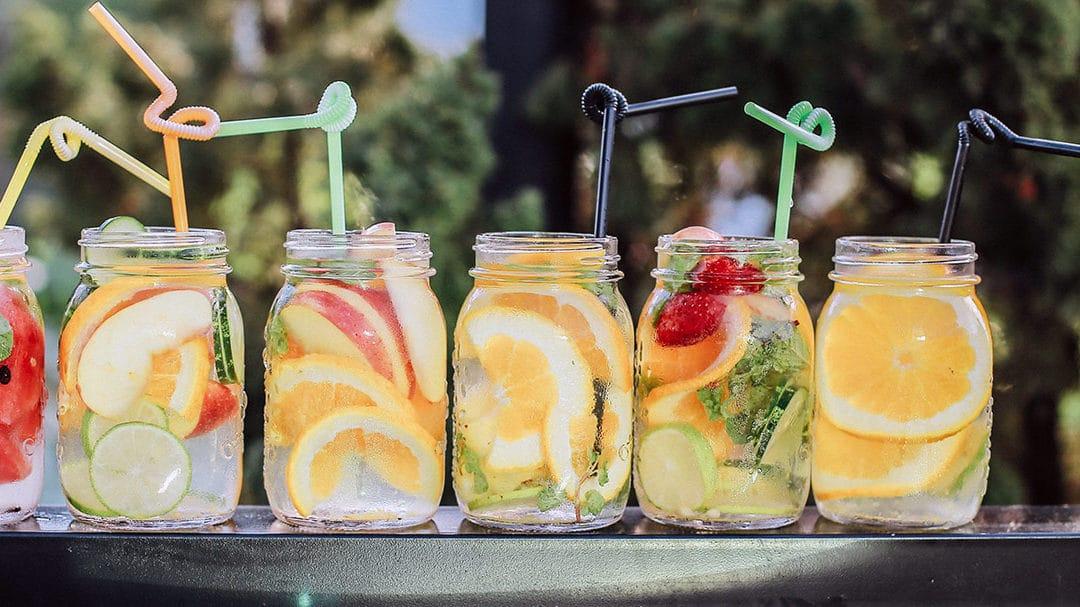 Tournée Minérale : 5 recettes pour pimenter votre mois sans alcool
