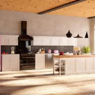 Zo zorg je voor een retrotoets in je keuken