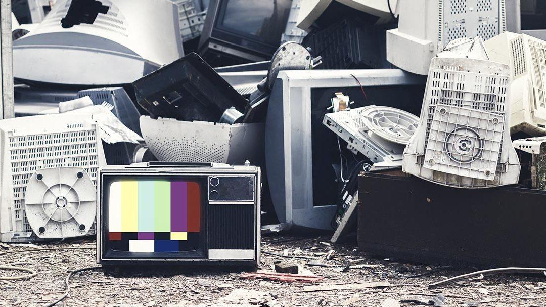 Vos vieux appareils ? Recyclez-les !