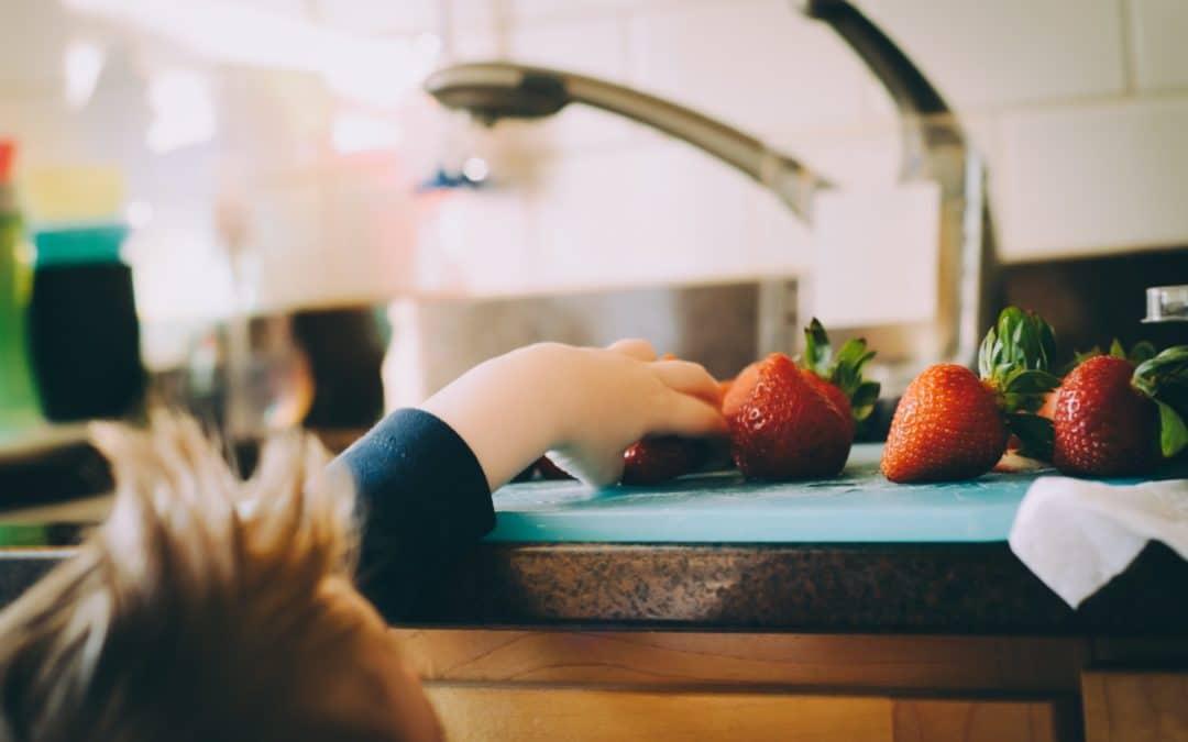 Les enfants et la cuisine : 7 conseils en or