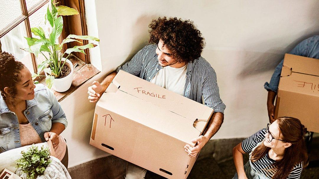 Check-list : les indispensables pour la vie en kot