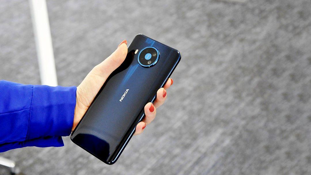 Testé : le smartphone Nokia 8.3 5G