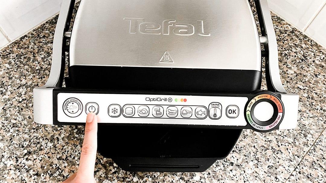 Testé pour vous : le gril + gaufrier Tefal OptiGrill