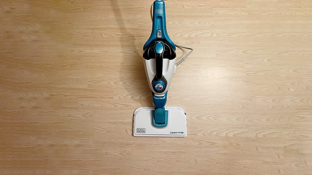 Voor jou getest: de Black+Decker Steam Clean-stoomreiniger
