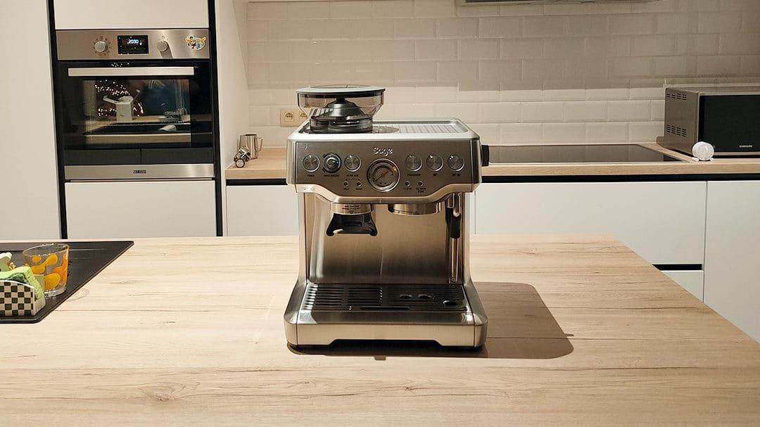 Sage The Barista Express-espressomachine voor jou getest