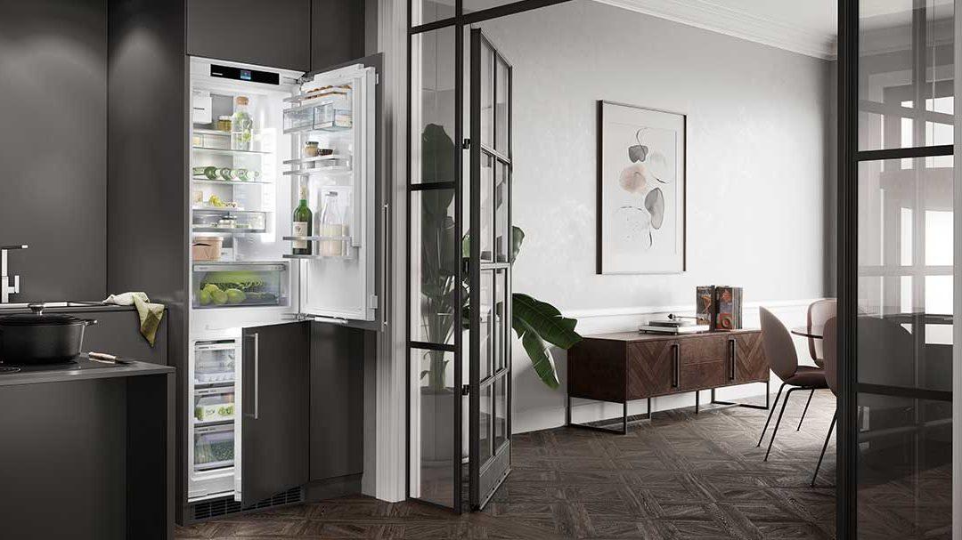 Deze koelkast past in jouw luxe keuken!