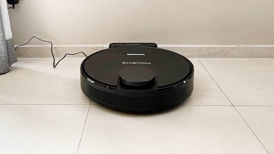 Testé pour vous : l'aspirateur robot Rowenta X-plorer Série 95