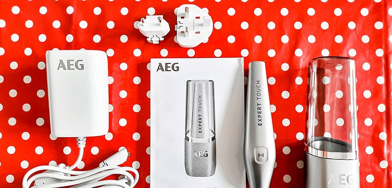 aeg stain remover