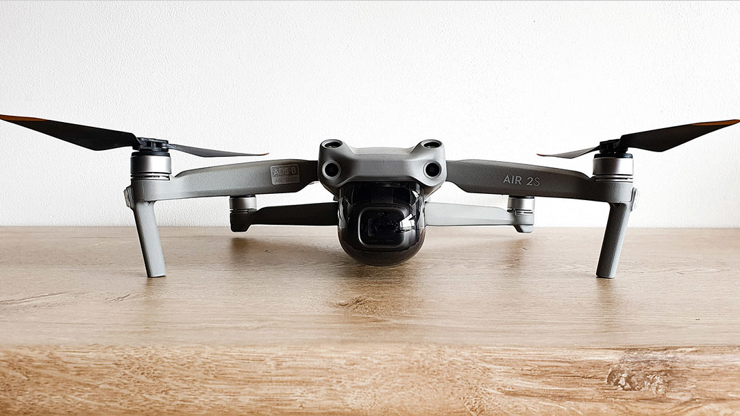 Test du DJI Air 2S : Toute aventure mérite un drone tout-en-un