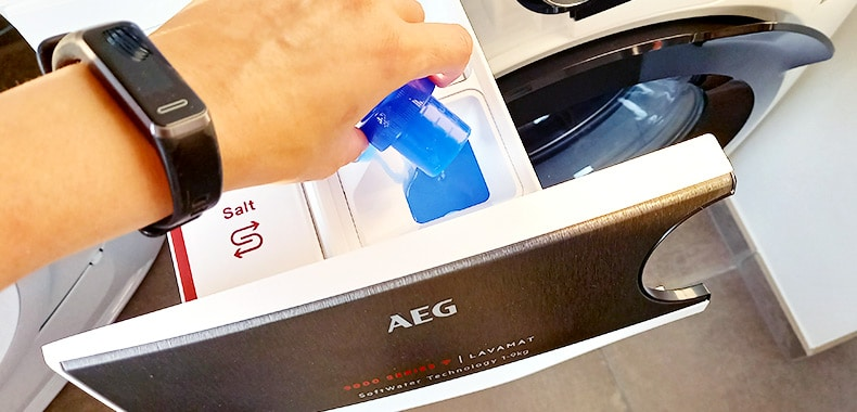 AEG Softwater