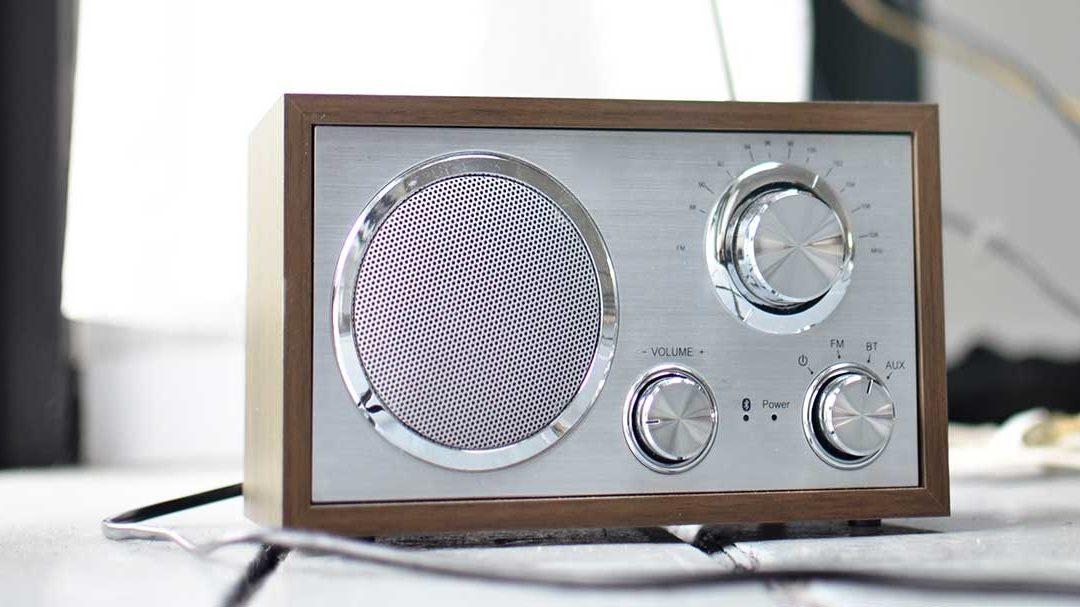 Een DAB+ radio waarmee je stralend wakker wordt